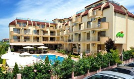 Хотел Ирис1