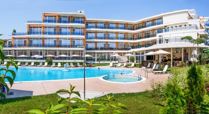 Хотел Мирамар - Полупансион1